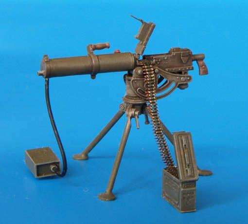 Plus Model U.S. Machine gun cal .30 Water cooled