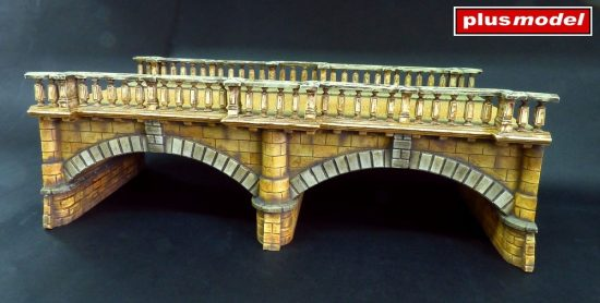 Plus Model Road bridge