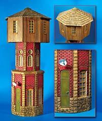 Plus Model Water tower