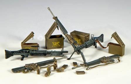 Plus Model U.s. weapons - Vietnam