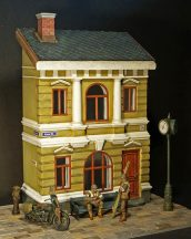 Plus Model Town house