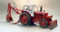 Plus Model Soviet earthmover Belorus makett