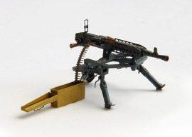 Plus Model Machine gun MG 37t