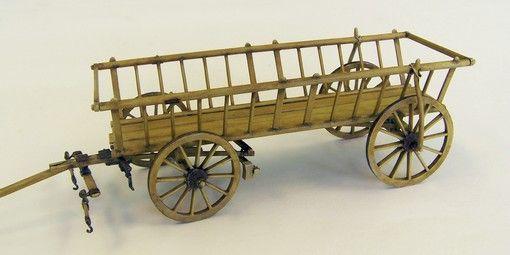 Plus Model Hay wagon