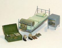 Plus Model Barrack equipment