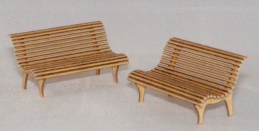 Plus Model Spa benches