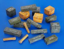 Plus Model Ammunition containers - Germany