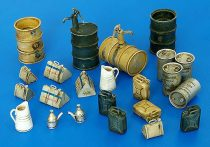 Plus Model Fuel stock equipment Germany WW II