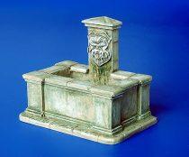 Plus Model Square fountain