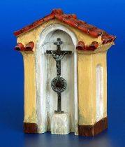 Plus Model Chapel with a cross