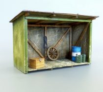 Plus Model Shed