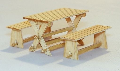 Plus Model Garden furniture