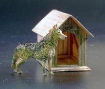 Plus Model Dog house