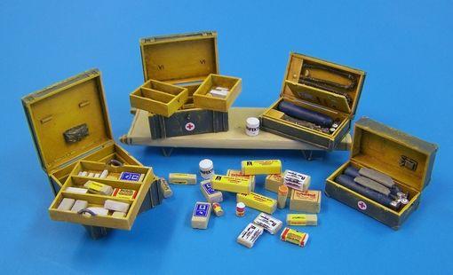 Plus Model German medical set