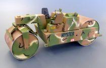 Plus Model Road roller Detroit Diesel 3-53 makett