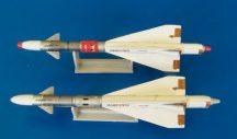 Plus Model Russian missile R-40T AA-6 Acrid