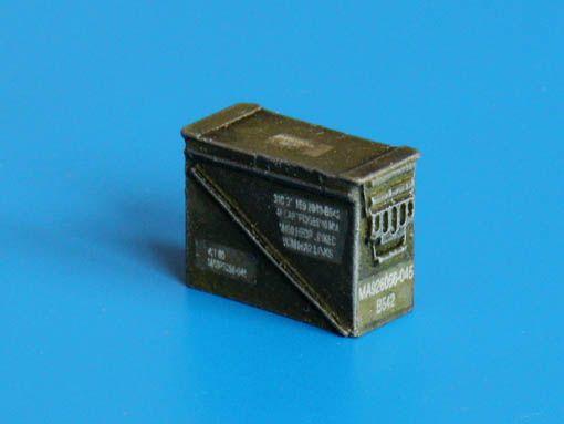 Plus Model U.S. Ammunition case - modern (5)