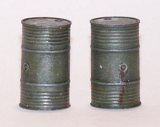 Plus Model Metallic drum