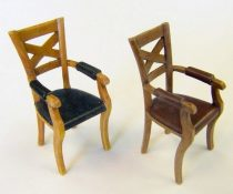 Plus Model Chairs with armrests