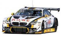 Platz BMW M6 GT3 makett
