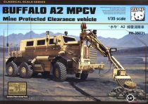Panda Hobby Buffalo A2 MPCV Mine Protected Clearance Vehicle makett