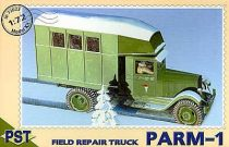 PST PARM-1 field repair truck makett