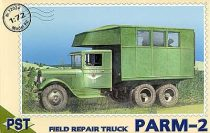 PST PARM-2 field repair truck makett