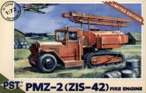 PST PMZ-2 (ZIS-42) Fire Engine. makett