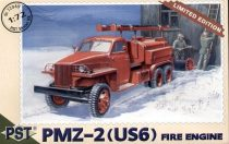 PST PMZ-2 (US6) Fire Engine makett