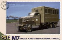 PST M7 Small Arms Repair (GMC truck) makett