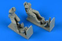 Aerobonus Soviet WWII Pilot and Gunner for Ilyushin Il-2M3 Sturmovik with seat