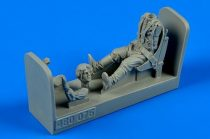 Aerobonus Soviet WWII pilot with seat for the Bell P-39Q/N Airacobra