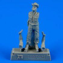 Aerobonus U.S.A.F. Maintenance crew - farm gate operation Vietnam War