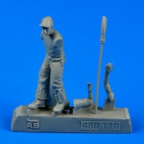 Aerobonus U.S. Army aircraft mechanic WWII - Pacific theatre
