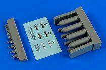 Aerobonus WWII CO2 PSH-20 fire extinguisher (US ARMY) Accessories