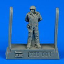 Aerobonus Soviet air force fighter pilot