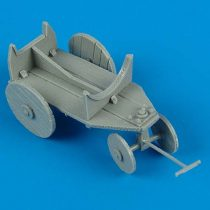 Quickboost German WWII support cart for external fuel tank
