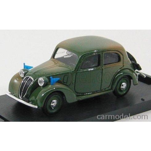 BRUMM FIAT 508C 1100 BERLINA FORZE ARMATE 1937-39