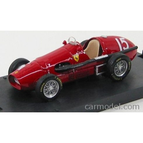 BRUMM FERRARI F1 500 F2 N 15 A.ASCARI 1952 WORLD CHAMPION