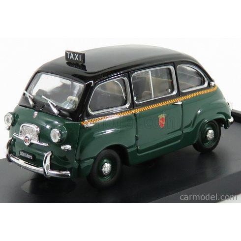 BRUMM FIAT 600 MULTIPLA I SERIES TAXI ROMA 1956