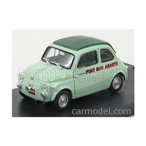 BRUMM FIAT 500 NUOVA ABARTH RECORD MONZA 1958