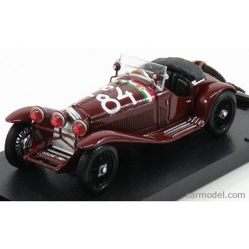 BRUMM ALFA ROMEO 1750 GS SPIDER N 84 WINNER MILLE MIGLIA 1930 NUVOLARI - GUIDOTTI