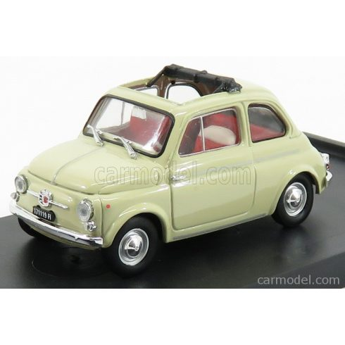 BRUMM FIAT NUOVA 500D 1960 TETTO APERTO - OPEN