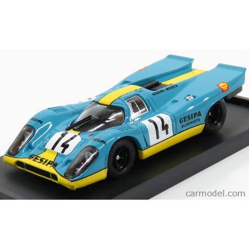 BRUMM PORSCHE 917K TEAM GESIPA RACING N 14 1000Km MONZA 1970 NEUHAUS - KELLENERS N 14