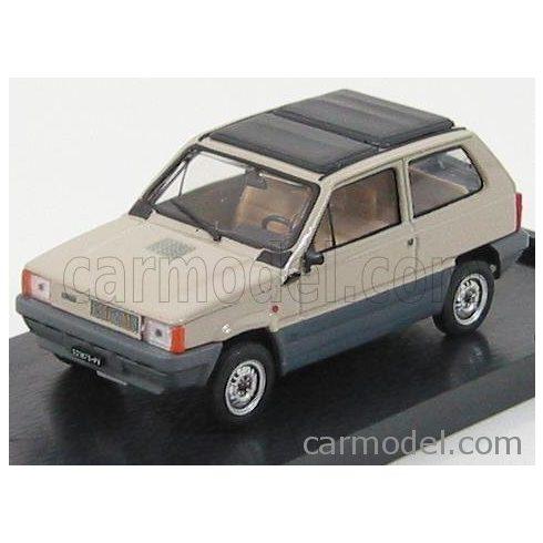 BRUMM FIAT PANDA TETTO APRIBILE CHIUSA - CLOSED ROOF 1981