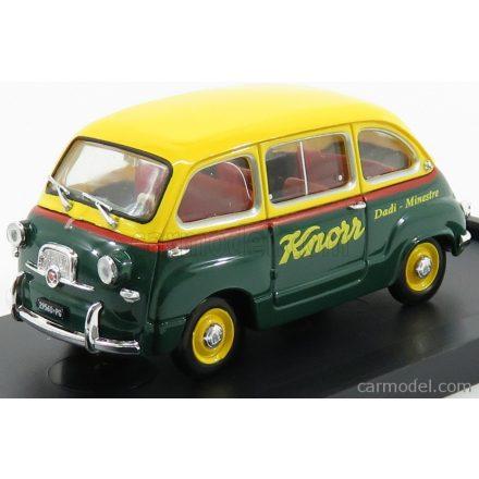 BRUMM FIAT 600 MULTIPLA VEICOLO COMMERCIALE BRODO KNORR 1956
