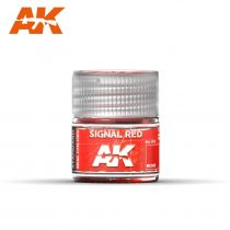 AK REAL COLOR - SIGNAL RED