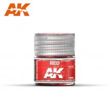 AK REAL COLOR - RED