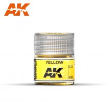 AK REAL COLOR - YELLOW