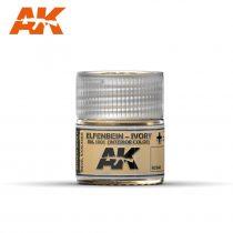 AK REAL COLOR - ELFENBEIN – IVORY RAL 1001 (INTERIOR COLOR)